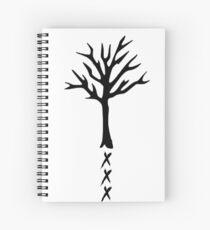 XXX Spiral Notebook
