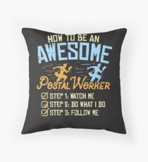 Post Office T-Shirts & Gifts Floor Pillow