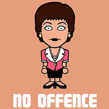 No Offence by redscharlach