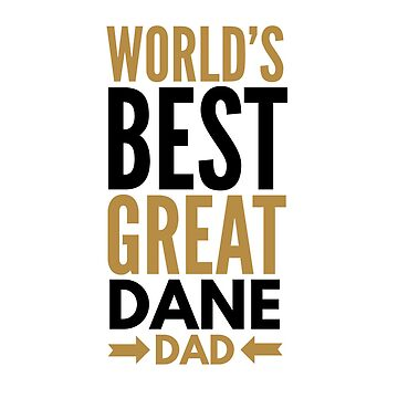 Great Dane dad by CharlyB
