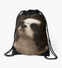 In Awe Drawstring Bag