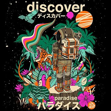 Discover Paradise by tenhundred