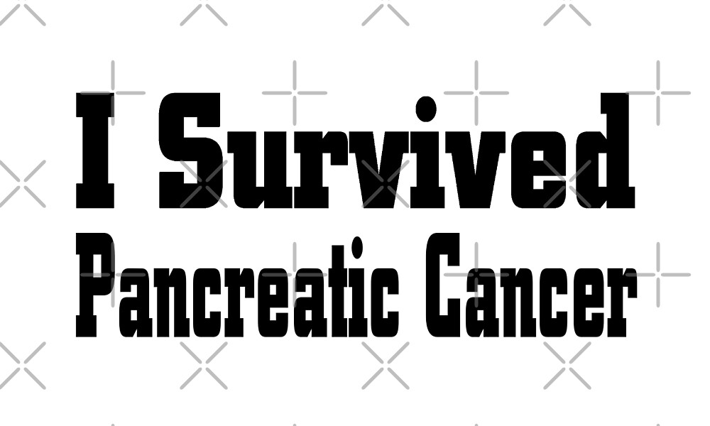 Pancreatic Cancer Survivor - I Survived Pancreatic Cancer  by greatshirts