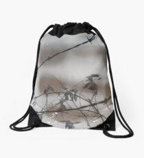 Existence Drawstring Bag