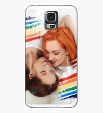 Funda/vinilo para Samsung Galaxy Orgullo Wayhaught LGBTQ + camisetas - Nicole Haught Waverly Earp Wynonna Earp