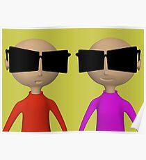 sunglasses Poster