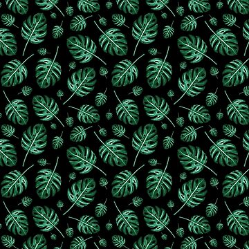 Tropical Leaves  by Neginmf