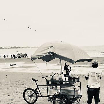 Granizado on the beach by joeyclinch