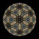The Greylander Mandala Tapestries II by owlspook