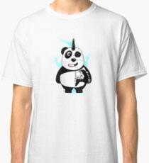 Pandicorne squelette  T-shirt classique