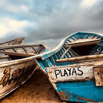 Playas fishing by joeyclinch