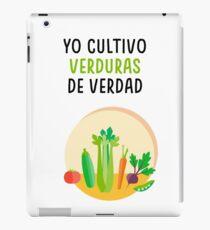 Real vegetables iPad Case/Skin