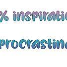 Procrastination Wins Out by nottsnano