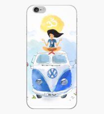 Yoga Reise Kalifornien iPhone-Hülle & Cover
