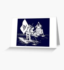Don't Tread On Us Greeting Card
