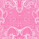 Ramshead Damask (At Least They're Not MY Brains) by leebradford