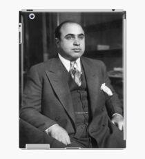 Al Capone In Custody - Chicago Detective Bureau - 1931 iPad Case/Skin