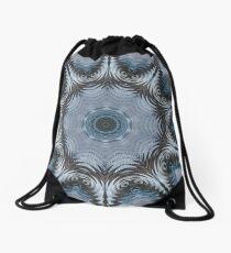 Rainy Night Kaleidoscope 01 Drawstring Bag