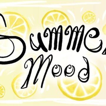 Summer Mood - pink lemonade by katie-rosell