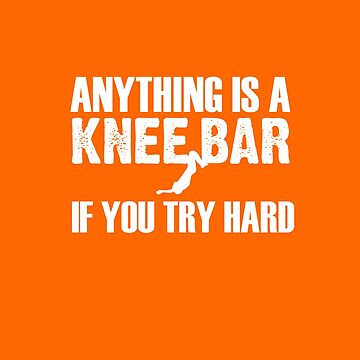 Knee Bar by cloudologist