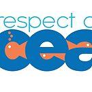 Respect Our Ocean by Belize-Parasail