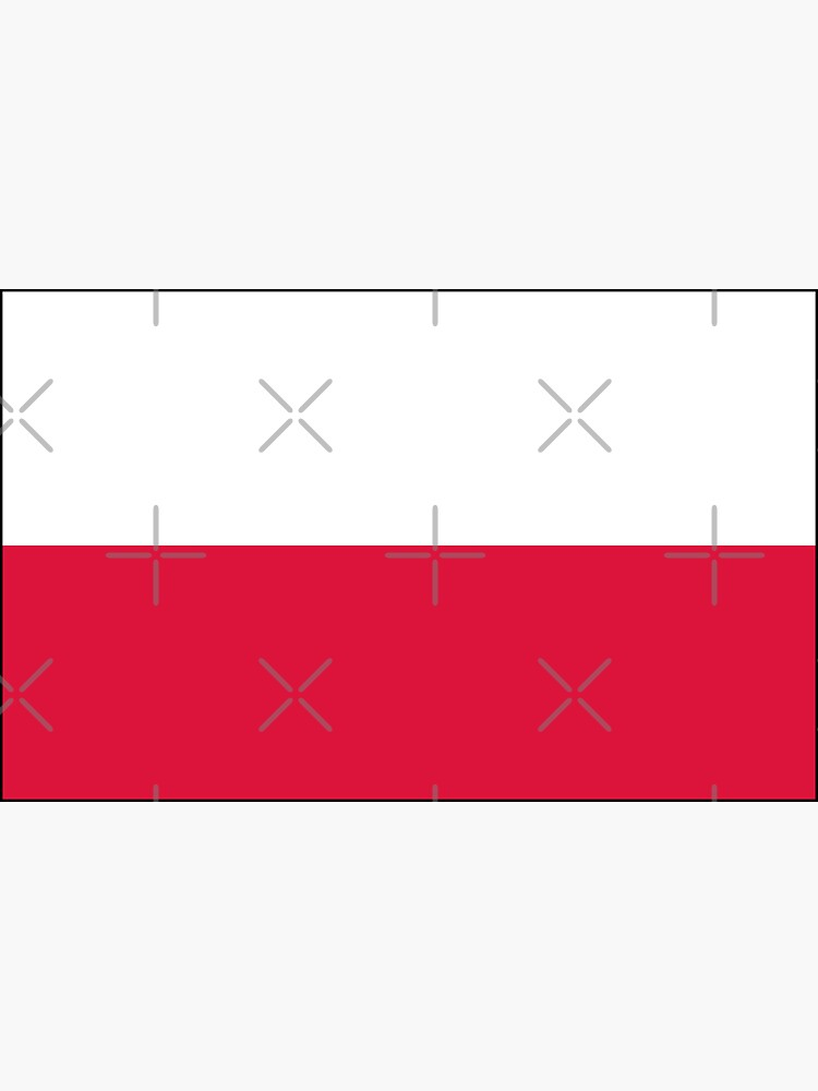 Flag of Poland by Smaragdas