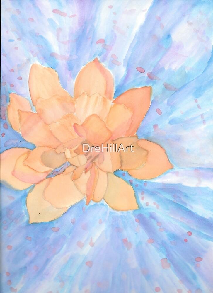 Bloom by DreHillArt
