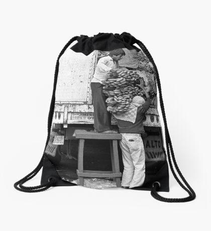 The Weight Drawstring Bag