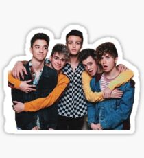 Why Don't We Sticker
