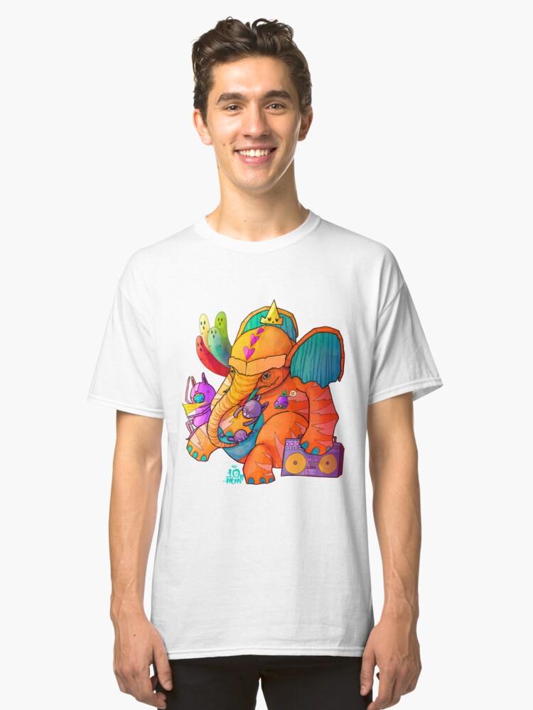 The Smoking Gun Classic T-Shirt Front