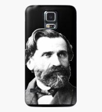 Giuseppe Verdi - Great Italian Opera Composer Case/Skin for Samsung Galaxy