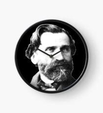 Giuseppe Verdi - Great Italian Opera Composer Clock