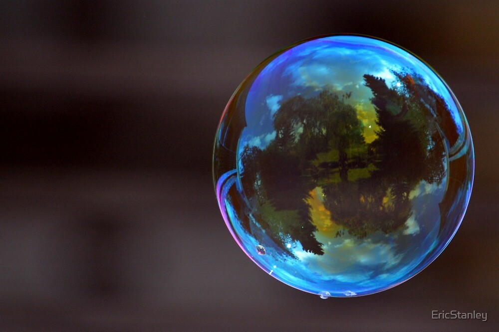 Reflective Bubble by EricStanley