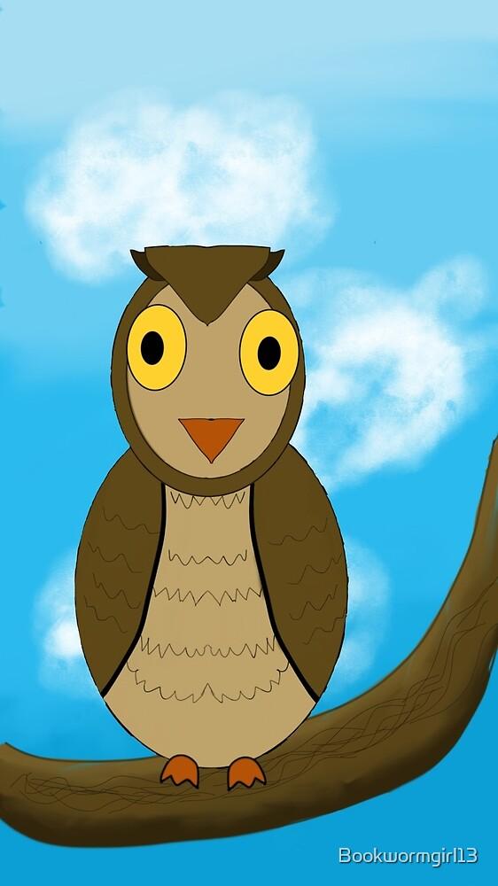 Mr. Owl by Bookwormgirl13