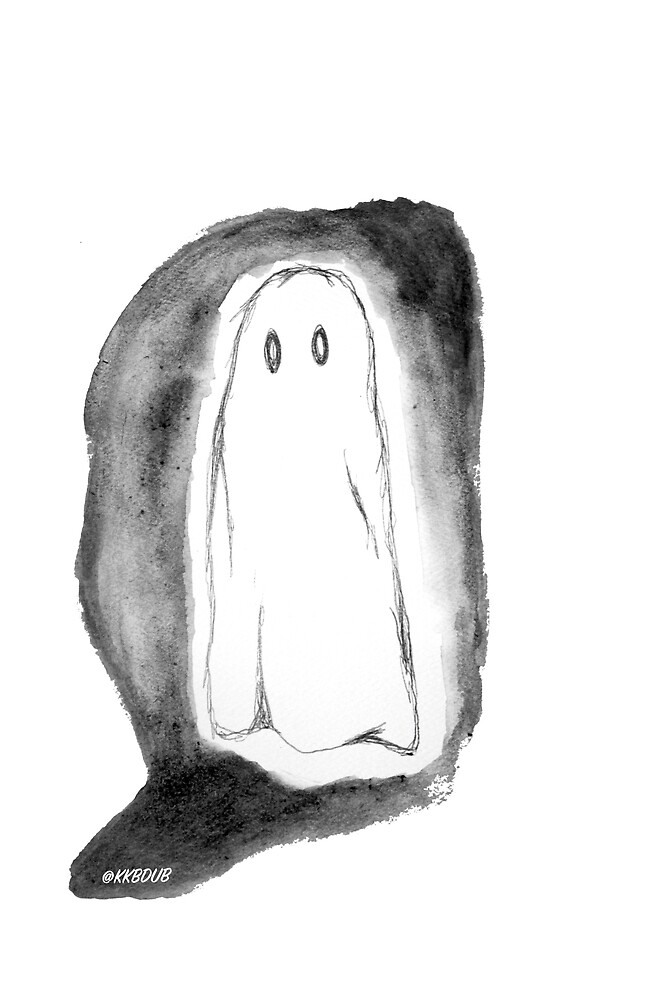 Blank Ghost by kkbdub