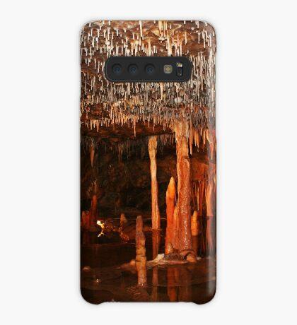 Buchan Höhle in Victoria Hülle & Klebefolie für Samsung Galaxy