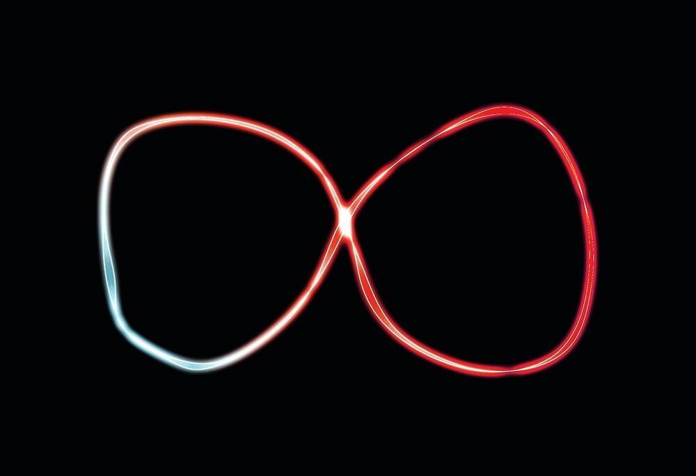 Lissajous Infinity by BANTAM-ARTS