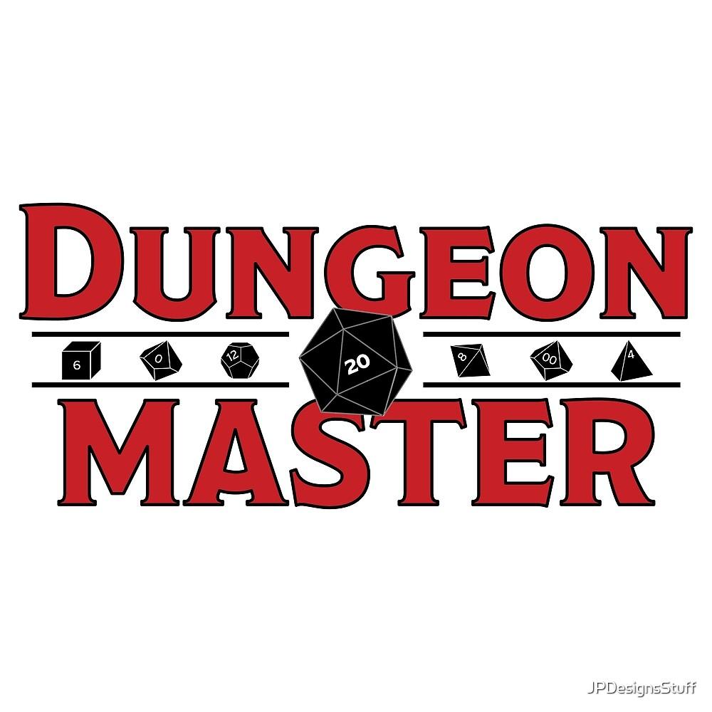 Dungeon Master by JPDesignsStuff