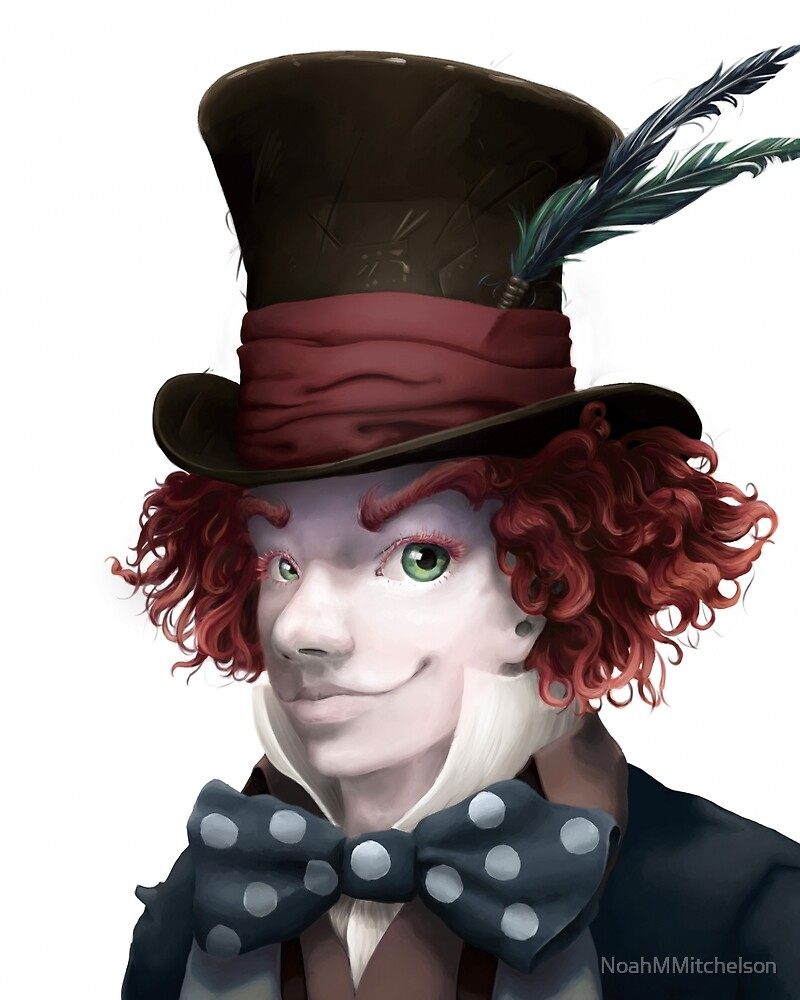 Mad Hatter by NoahMMitchelson