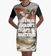 Waterloo Graphic T-Shirt Dress