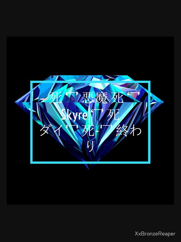 Skyre Shines Diamond by XxBronzeReaper