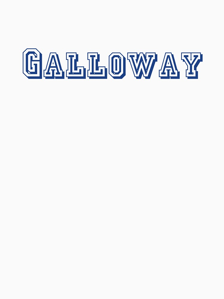 Galloway by CreativeTs