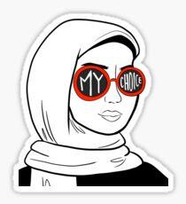 My Choice Sticker
