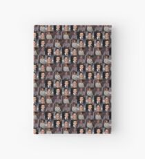 the same four pictures of Andy Samberg 100 times Hardcover Journal