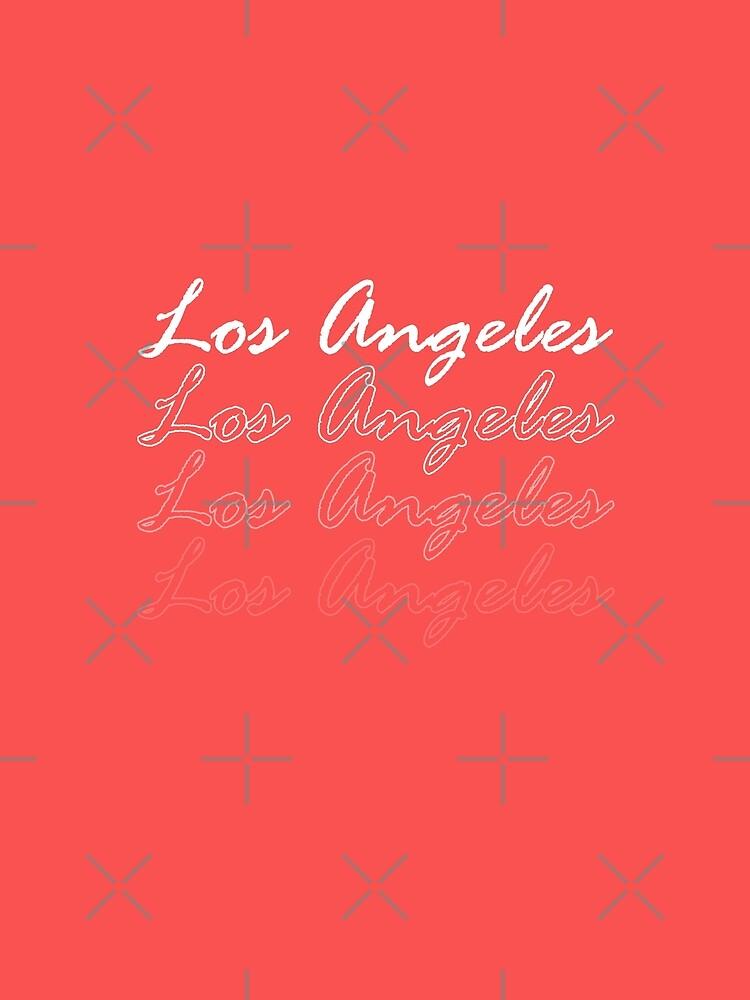Los Angeles Fade by SoCalKid