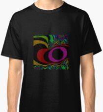 Abstract Fractal #2 Classic T-Shirt
