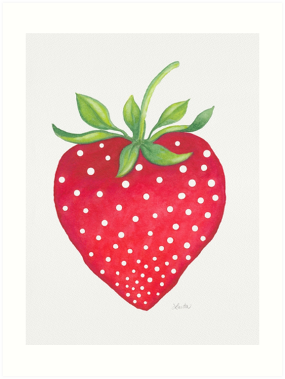 Sweet Strawberry by travelle