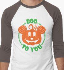 Boo To You Men's Baseball ¾ T-Shirt