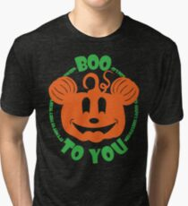 Boo To You Tri-blend T-Shirt