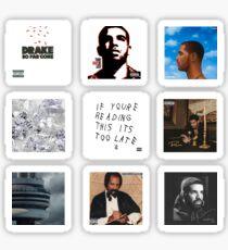 Pegatina Drakes álbumes